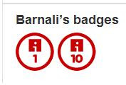 CNN i-Report Badges