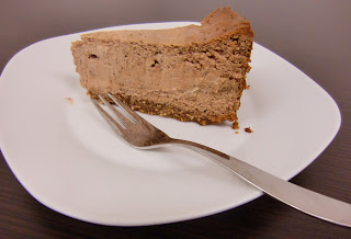 chocolate cheesecake (onemorehandbag)
