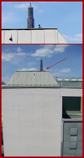 duck on a hot tin roof (onemorehandbag)