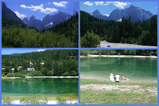 little Slovenian lake (onemorehandbag)