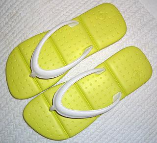 limegreen Croqs (onemorehandbag)