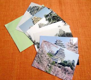photos of Himeji castle (onemorehandbag)