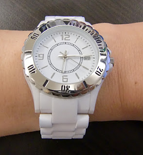 tchibo watch (onemorehandbag)