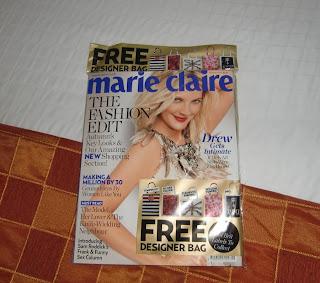 September Marie Claire (onemorehandbag)