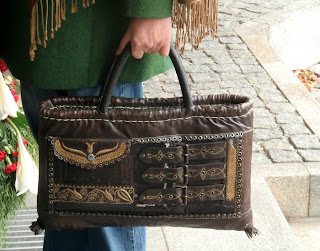 Bavarian tourguide's bag (onemorehandbag)