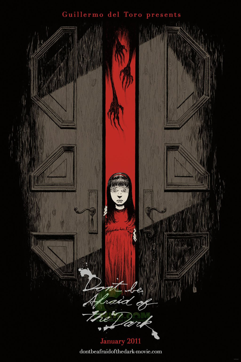 don t be afraid of the dark poster teaser trailer