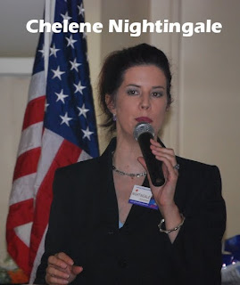 Chelene Nightingale for California Governor 2010