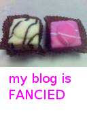 My blog is fancied!