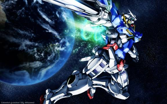 gundam 00 wallpaper. suit gundam 00 wallpapers