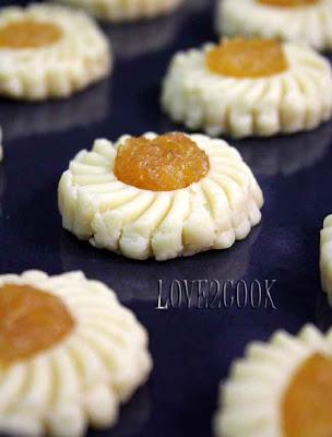... MALAYSIA♥: ♥...Friday Food Review, Pineapple Jam Tarts