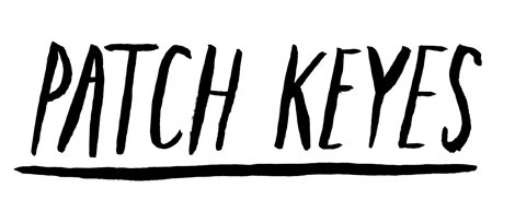 PATCH KEYES ILLUSTRATION/DESIGN