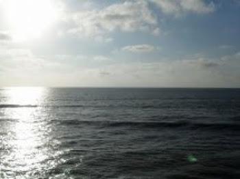 Ovni bajo el Mar