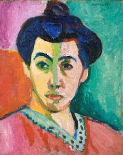 Artist: Henri Matisse, Green Line