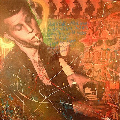 Artist: Joey DAMMIT! Tom Waits