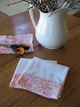tutorials~dish towel makeover