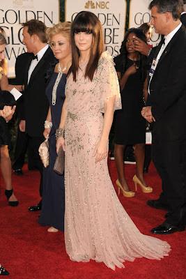 68th Golden Globe Awards Red Carpet