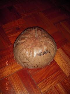 secret to a sexy body, coconut husk
