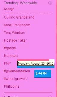 trending worlwide, twitter