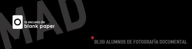 Blank Paper: Alumnos de la escuela de Madrid