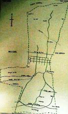 Peta Keberadaan Kepolisian Wanua Treman