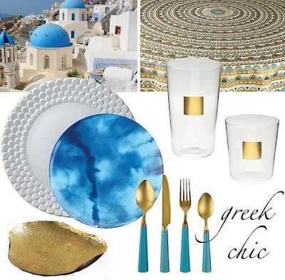 and obvi greek food
