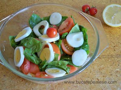Articole culinare : Salata de spanac