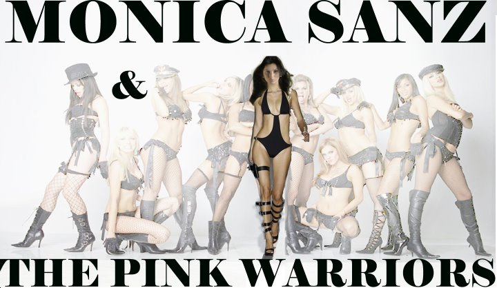 Monica Sanz & The Pink Warriors