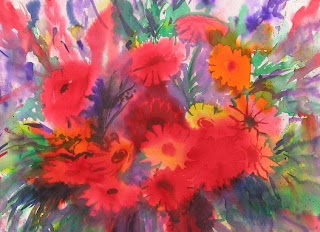 Hangover flowers