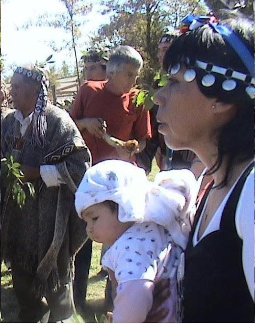 INCHIN TAIÑ PRESIDENTA MIRIAM CANIO MEU