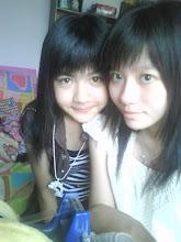 my cute sis