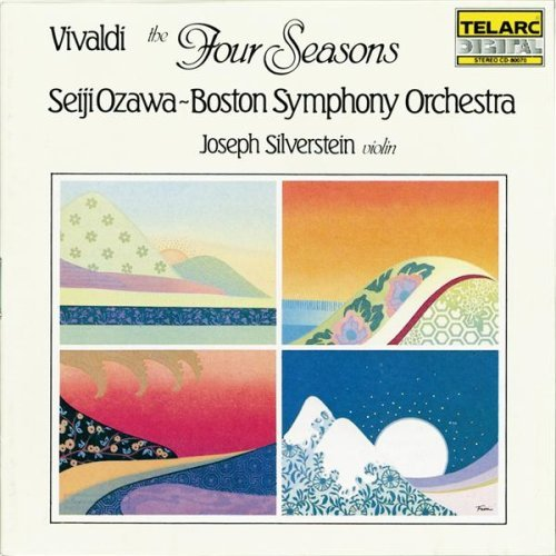 This version of Vivaldi's Four Seasons is truly, well, definitive.