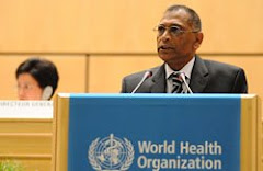Minister Ramsammy becomes WHO Health President this week