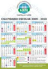 CALENDARIO ESCOLAR 09-10