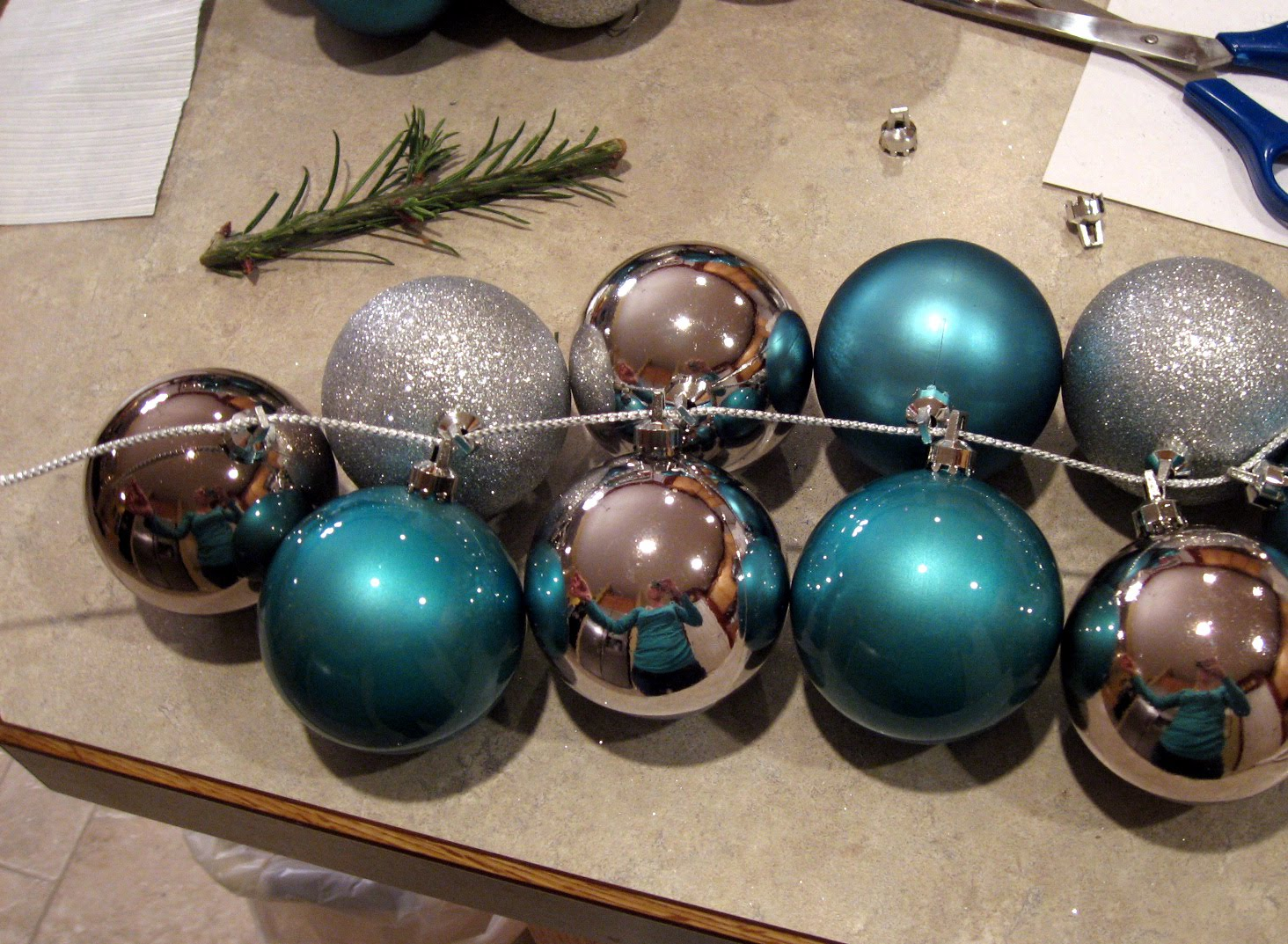 the dizzy house the possibilities of ornament balls