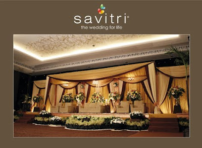Savitri Wedding Beauty Romantic Elegance Romansa Elegan