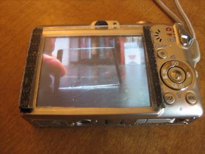 Velcro LCD Guard