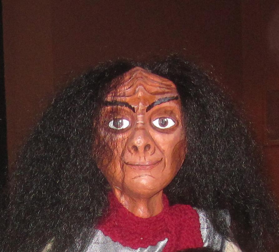 Mike is Bored: Klingon Christmas Carol Review (Saint Paul)