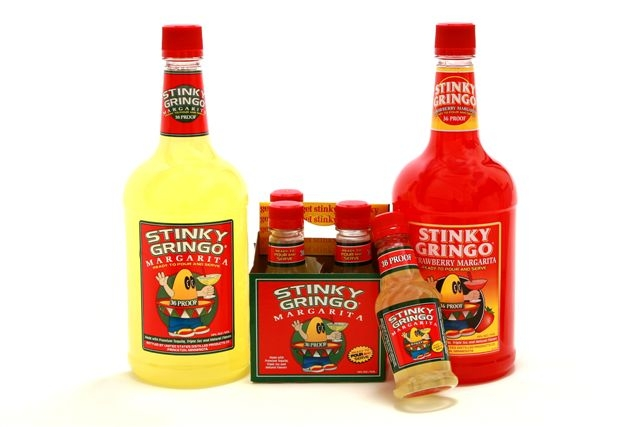 Stinky Gringo Margaritas
