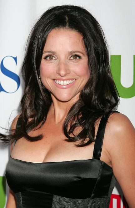 Prior to moving to Los Angeles, Louis-Dreyfus studied theater at ...