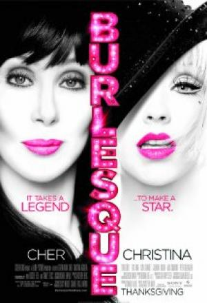 christina aguilera burlesque movie. Cher and Christina Aguilera