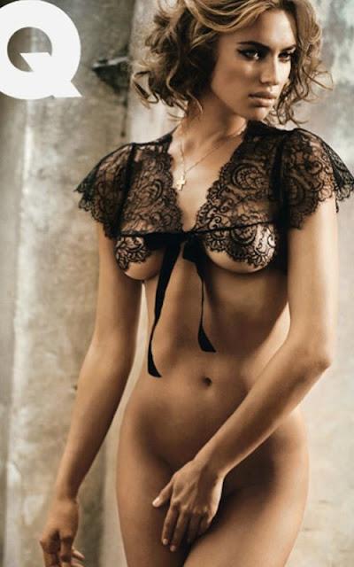 irina shayk nude naked