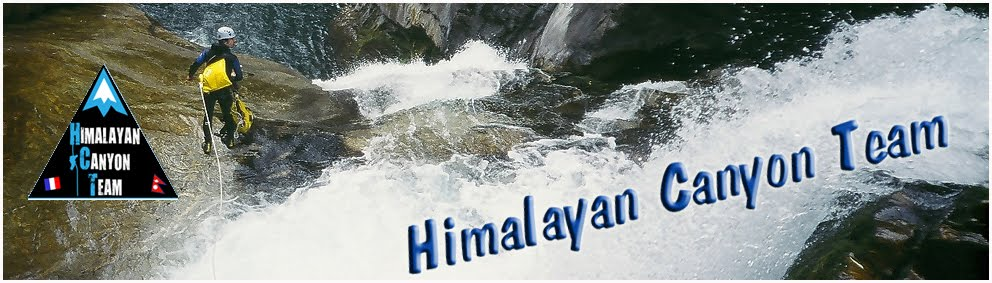Himalayan Canyon Team