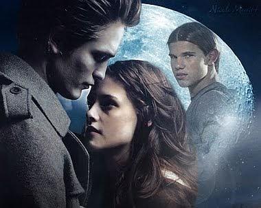 MUNDO ANIMADO: Cinema: A Saga Crepúsculo - Lua Nova
