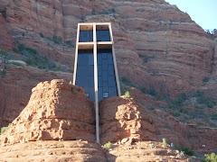 Church of the Holy Cross - Sedona Arizona