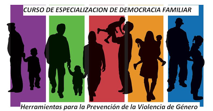 CURSO DE ESPECIALIZACION EN DEMOCRACIA FAMILIAR