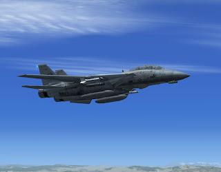 Un F14 Tomcat pour FSX