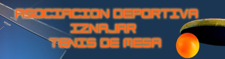 ASOCIACION DEPORTIVA IZNAJAR TENIS DE MESA