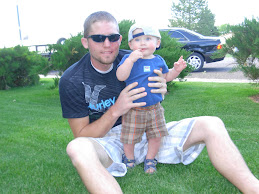 My uncle Chad &Rayden