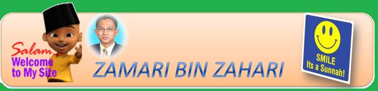 ZAMARI  ZAHARI