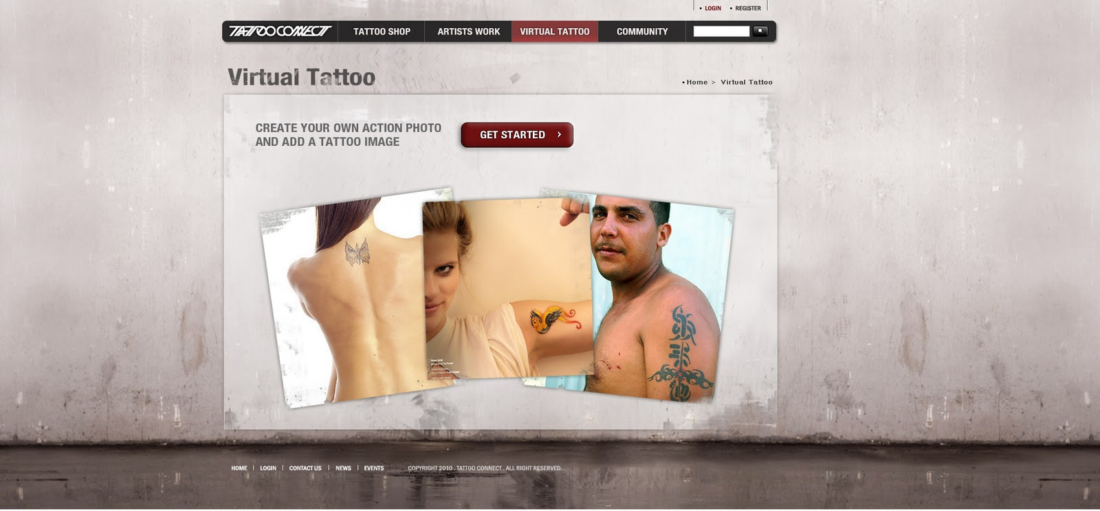 Yoon 39 s tattoo connect process blog visual design module 15 3 for Virtual tattoo workshop